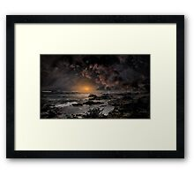 A Good Thought Framed Print