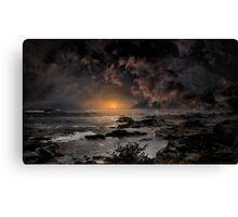A Good Thought Canvas Print