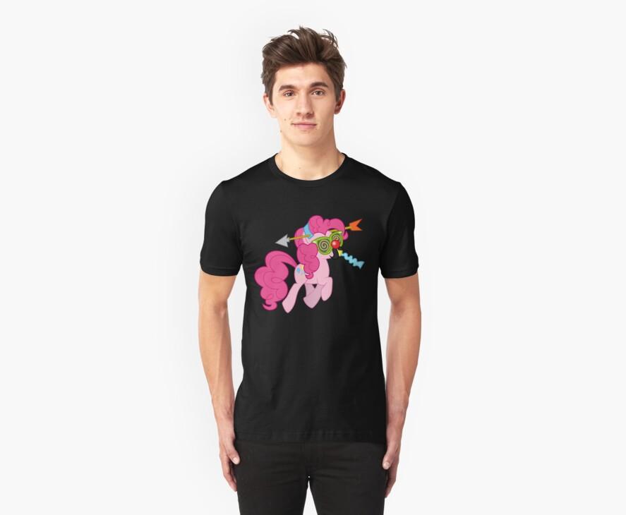 Pinkie Pie haters gonna hate by Kuzcorish