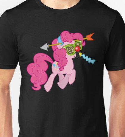 Pinkie Pie haters gonna hate Unisex T-Shirt
