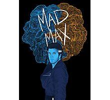 "Mel Gibson ""Mad Max"" (Transparent) Photographic Print"