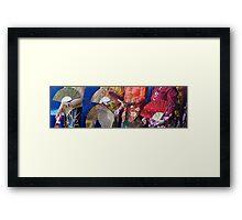 Fandango! Framed Print