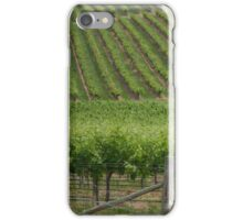 Vineyards 4 iPhone Case/Skin
