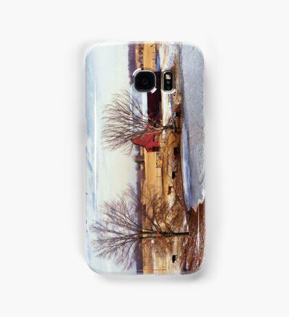 Winter Farm  Samsung Galaxy Case/Skin