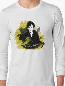 Sherlock-Darkness & Deliverance Long Sleeve T-Shirt