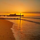 Bournemouth - Gold Dawn by delros