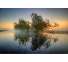 Misty Dawn 2.0 Photographic Print