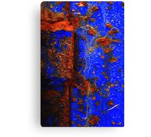 Moroccan Rust I Canvas Print