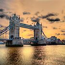 Tower Bridge by Mark  Swindells