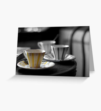 Still life in France Greeting Card