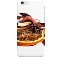 Christmas Spices iPhone Case iPhone Case/Skin