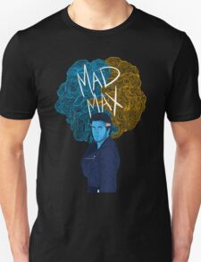 "Mel Gibson ""Mad Max"" (Transparent) Unisex T-Shirt"