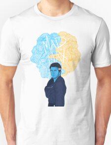 "Mel Gibson ""Mad Max"" (Transparent) Unisex T-Shirt"