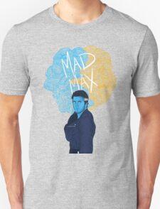 "Classic Mel Gibson ""Mad Max"" (Transparent) T-Shirt"