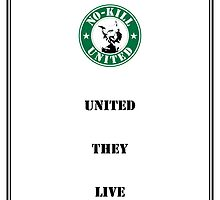 No-Kill United - ES UNITED THEY LIVE (PRINT) by Anthony Trott
