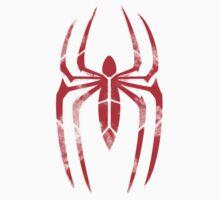 Spider-Man Segmented Logo (Classic Colors) Kids Clothes