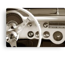 Classic Car 210 Canvas Print
