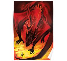 Smaug the Terrible Poster