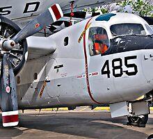 Grumman S2F-1 Tracker by Charles Dobbs Photography