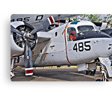 Grumman S2F-1 Tracker Canvas Print