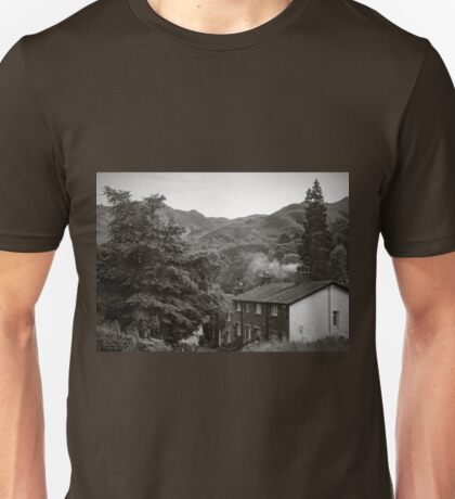 """Timeless England"", Cumbria, UK Unisex T-Shirt"