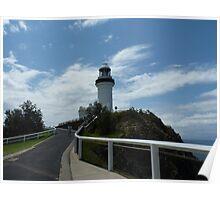 Byron Bay Lighthouse # 1 Poster