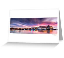 Hillarys Boat Harbour  Greeting Card