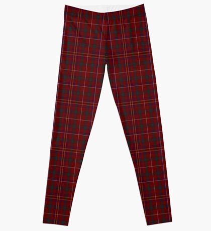 00859 West Coast WM 9275-1422-3 Tartan Leggings
