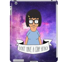 Galactic Tina iPad Case/Skin