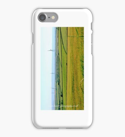 44)following wind iPhone Case/Skin