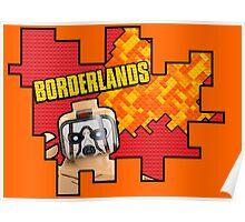 Lego Borderlands  Poster