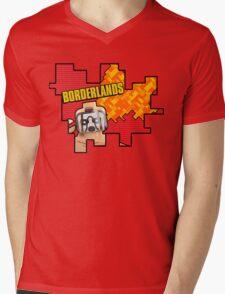 Lego Borderlands  Mens V-Neck T-Shirt
