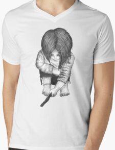 Alone... B/W T-Shirt