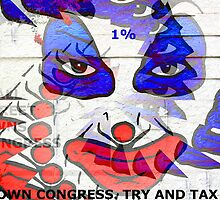 I OWN CONGRESS! by Stephen Peace