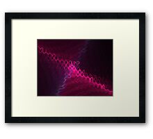 Gnarls For Breast Cancer Awareness Framed Print
