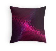 Gnarls For Breast Cancer Awareness Throw Pillow
