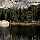 Brainard Lake, Colorado by Katagram