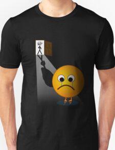 Evil Trollface Unisex T-Shirt