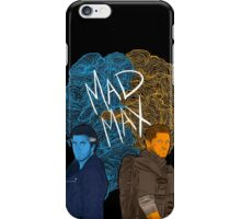 """New and classic """"Mad Max"""" (Transparent) iPhone Case/Skin"""