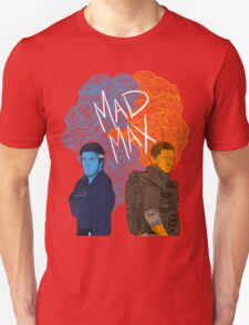 "New and classic ""Mad Max"" (Transparent) Unisex T-Shirt"