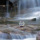 Autumn creek by Frank Olsen