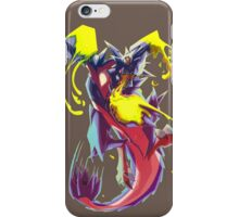 Slime Fighter iPhone Case/Skin