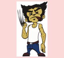 Little Logan One Piece - Short Sleeve
