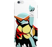 Kamina Squirtle (Large) iPhone Case/Skin