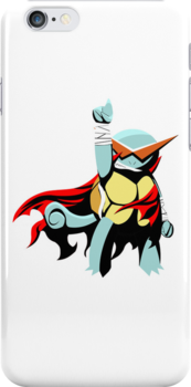 Kamina Squirtle by Photosmagoria