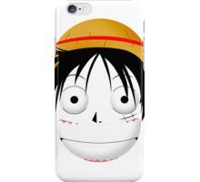 Monkey D. Luffy iPhone Case/Skin