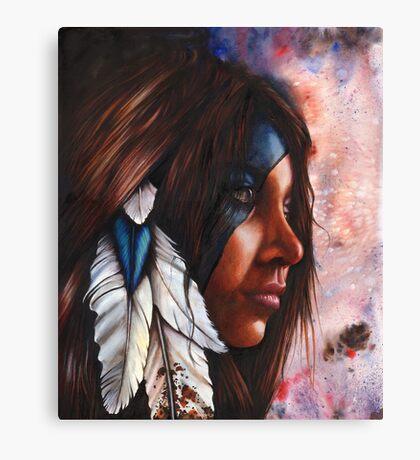 Silent Grace Canvas Print