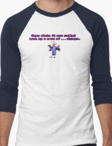 Monkey Island Men's Baseball ¾ T-Shirt