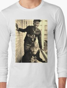 Jeff and the Prince  Long Sleeve T-Shirt