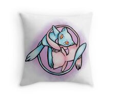 Mew - YinYang Throw Pillow